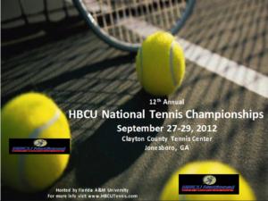 HBCU National Tennis Championships