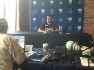 Georgia Tech's King Earns ATP Debut