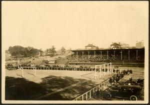 Grant Field a century ago