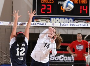 Eagles Succeed in SoCon Opener