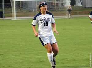 Lady Eagles Knock Down Stetson Hatters