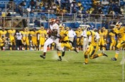 Fort Valley State Plagued By Penalties