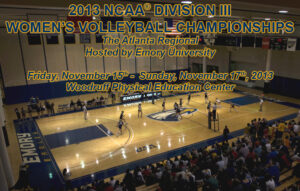 Emory Hosts Two Sports for NCAA Round 1