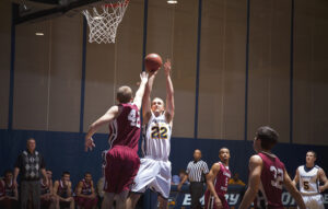 Emory Men's Basketball Takes on Cross Town Rival