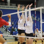 uwg volleyball 2