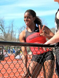 Quintunya Chapman: Why She's A Special Member of the UGA Track Team