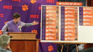 Swinney lands another top 15 recruiting class