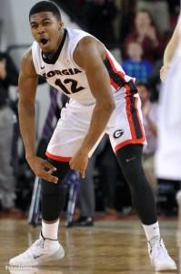Spotlight on Kenny Gaines: UGA Men's Basketball