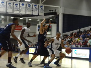 GRU Augusta and USC Aiken are 1-1 against each other in the regular season, and could meet again in the Peach Belt Conference Tournament March 6-9.