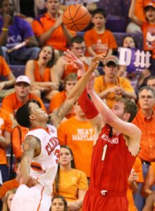 Tigers Top Terps in Double Overtime