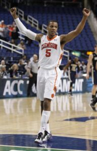 Clemson Outlasts Tech In Overtime; Advances To Face Duke