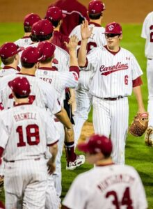 Gamecocks Blow Two Late Leads, Gators Take Two of Three in Series