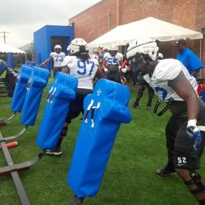 ga state football practice