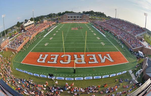 Mercer University Stadium