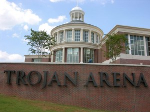 troy arena outside
