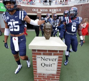 No. 10 Ole Miss Eyes Memphis After Break