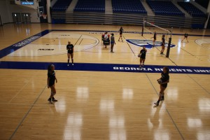 GRU Augusta volleyball is set to defy expectations
