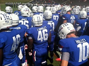 Battle of Ranked Opponents: Wolves improve to 5-0