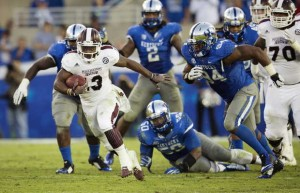 MSU-Kentucky: A Perfect Storm, Hot Takes and J.Rob's Heisman Candidacy