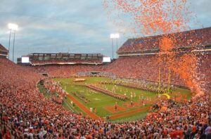 Clemson Sports Gain National Recognition
