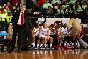 Sit-Down With Ole Miss Women's Coach Matt Insell