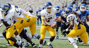 Reinhardt Travels to #12 Cumberland University