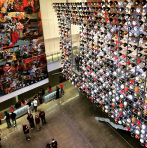 A Rebel's Visit to the College Football Hall of Fame