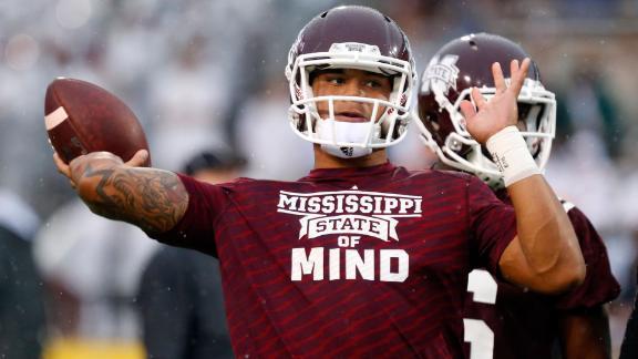 The Bulldogs success in 2015 depends on the return of Prescott.