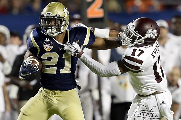 Mississippi State's Orange Bowl loss is a reminder that they aren't where they need to be yet.