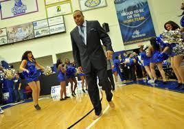 Battle of the Barefoot Coaches Wednesday as Panthers Host Wright State