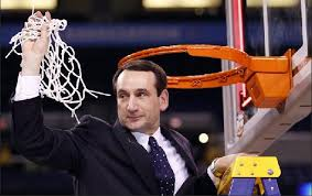 Coach K Goes For A Slam Dunk, 1,000 Wins