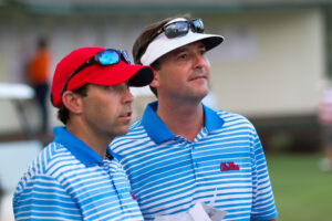Ole Miss Golf Begins Spring Season in Mobile