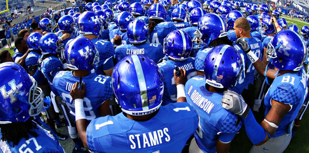 KENTUCKY FOOTBALL 2015 SIGNING DAY | Peach State College ...