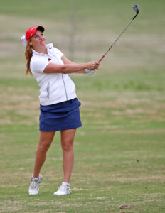 Schiavone Ends Ole Miss Golf Career on High Note