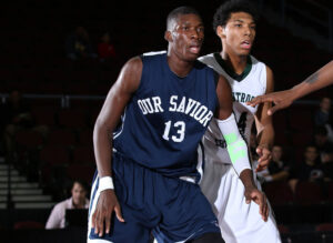 ALL EYES ON CHEICK DIALLO