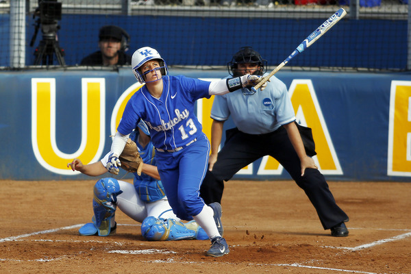 University Of Kentucky Athletics October An Exciting: CAN THE WILDCATS SOFTBALL TEAM FINISH THE SEASON STRONG