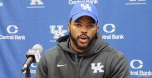 NEBRASKA TRANSFER: COURTNEY LOVE'S OUTLOOK ON KENTUCKY'S 2015 FOOTBALL SEASON