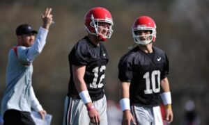 Georgia's Quarterback Battle