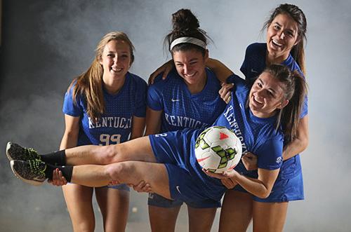 kentucky soccer team