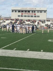 Eagles Fall in NAIA Game of the Week