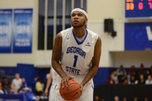 Hollowell's 25 Leads Georgia State to 77-58 Win Over Emmanuel College