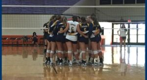 Reinhardt Volleyball Wraps Up Conference Play