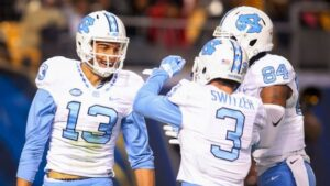 UNC Takes on Top Ranked Clemson in ACC Championship