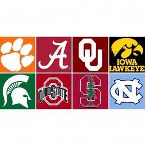 playoff teams