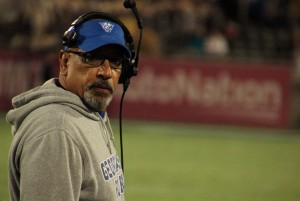 Coach Miles led the Panthers to their first 6 win season earning a trip to the Cure Bowl in his third year.