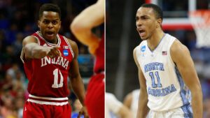 Sweet Sixteen Preview: Carolina vs Indiana