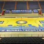 sunbelt arena shot