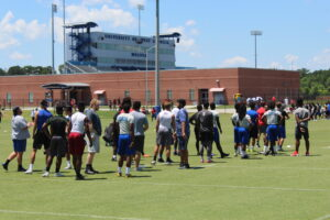 Roughly 1,000 Athletes Attend West Georgia's Prospect Showcase