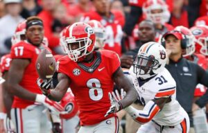 Dawgs Get Signature Win Over #9 Auburn