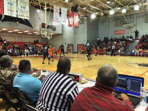 Panthers Survive in Overtime Versus Claflin; 78-74